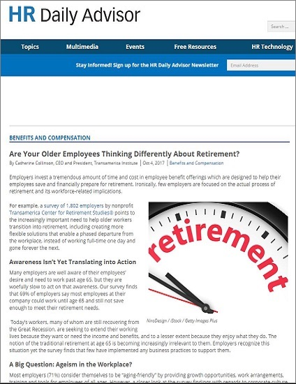 Are Your Older Employees Thinking Differently About Retirement_HR Daily Advisor_Thumbnail