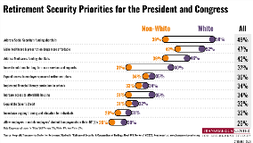 Race Ethnicity Retirement Security Priorities | TCRS 20th Annual Retirement Survey
